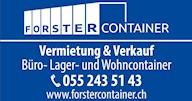 Besuchen Sie Forster Container